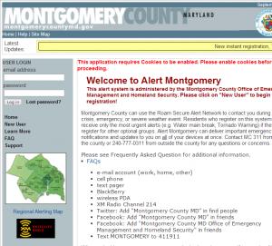 Alert Montgomery