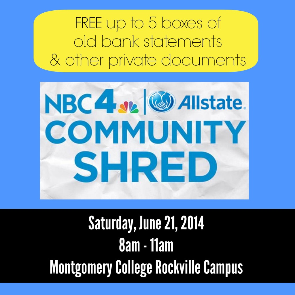 NBC Washington Shred