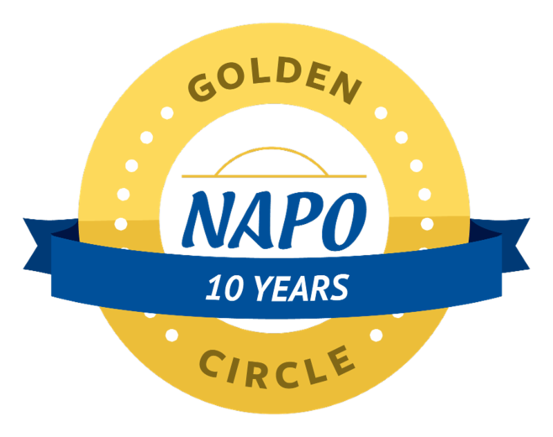 NAPO Golden Circle 10 yr web badge