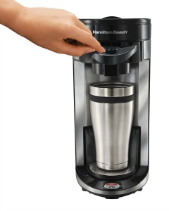 4. Single Serve Coffeemaker