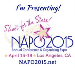Presenting #NAPO2015