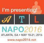 NAPO 2016 I'M Presenting