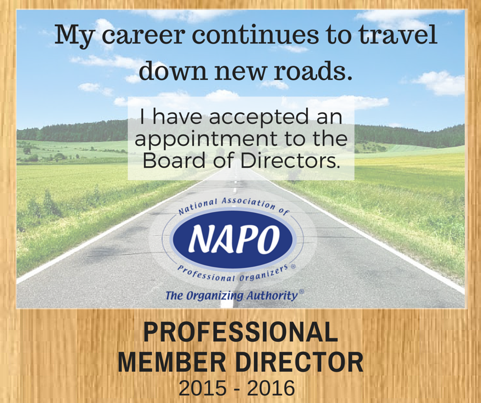 Kim Oser joins NAPO Board of Directors